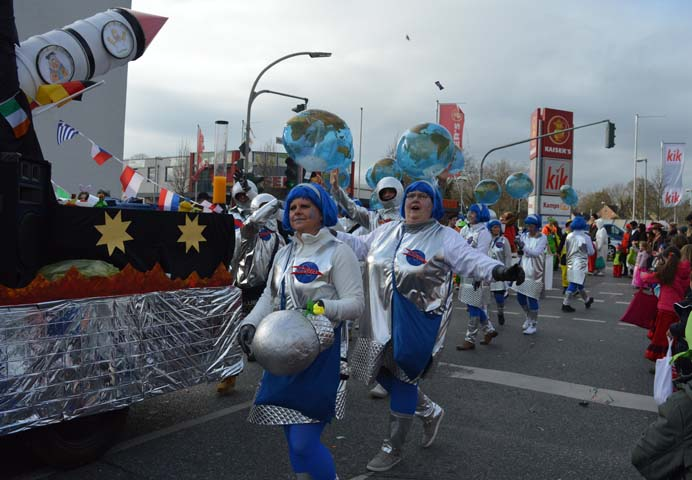 Kinderkarnevalszug Rheindahlen